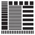 Sjabloon Stripes - 241