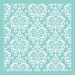 Sjabloon Damask - 237