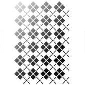 Sjabloon Driehoekjes