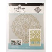 Sjabloon Ornate Damask