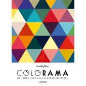 Colorama | Het boek over alle kleuren en tinten | Cruschiform