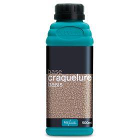 Craquele-medium Basis Polyvine 500 ml.