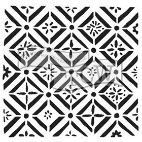 Sjabloon Kitchen tiles