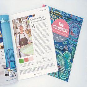 The colourist magazine #1
